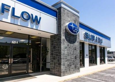 Flow Subaru