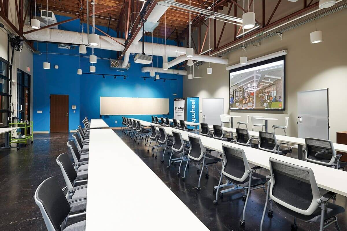 Hub at Davidson College